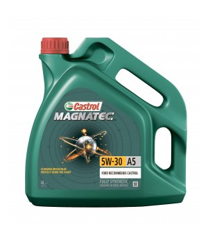 масло моторное Castrol Magnatec 5W30 A5, 4л (NEW)